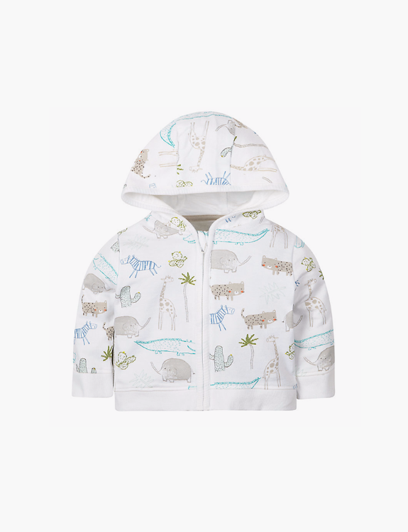 Picture of Boys Hooded Jacket