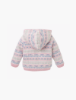 Picture of Pink Hooded Top